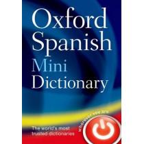 Oxford Spanish Mini Dictionary, 9780199692699