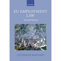 EU Employment Law by Catherine Barnard, 9780199692927