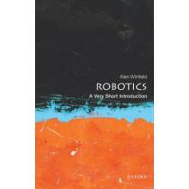 Robotics: A Very Short Introduction by Alan Winfield, 9780199695980