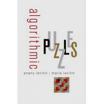 Algorithmic Puzzles by Anany Levitin, 9780199740444