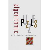 Algorithmic Puzzles by Anany Levitin, 9780199740444