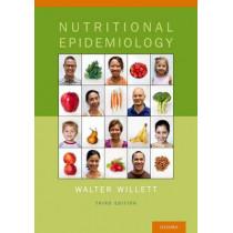 Nutritional Epidemiology by Walter C. Willett, 9780199754038