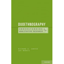 Duoethnography by Richard D. Sawyer, 9780199757404