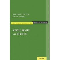 Mental Health and Deafness by Margaret du Feu, 9780199860753