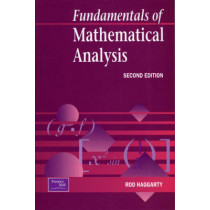 Fundamentals of Mathematical Analysis by Rod Haggarty, 9780201631975