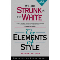 The Elements of Style by William I. Strunk, 9780205309023