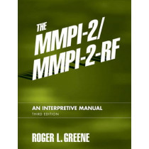 The MMPI-2/MMPI-2-RF: An Interpretive Manual by Roger L. Greene, 9780205535859