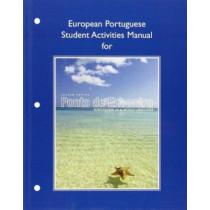 European Student Activities Manual for Ponto de Encontro: Portuguese as a World Language, 9780205783519
