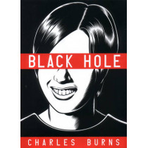 Black Hole by Charles Burns, 9780224077781
