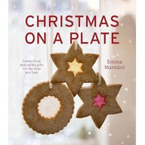 Christmas on a Plate by Emma Marsden, 9780224101011