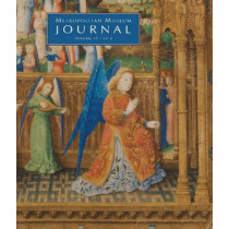 Metropolitan Museum Journal: v.47 by Metropolitan Museum of Art, 9780226059129