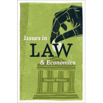 Issues in Law and Economics by Harold Winter, 9780226249629