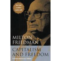 Capitalism and Freedom by Milton Friedman, 9780226264219