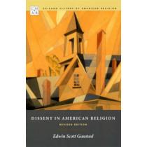 Dissent in American Religion by Edwin Scott Gaustad, 9780226284514