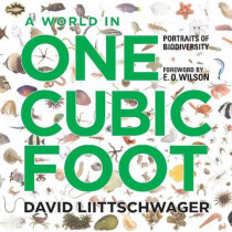A World in One Cubic Foot: Portraits of Biodiversity by David Liittschwager, 9780226481234