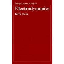 Electrodynamics by Fulvio Melia, 9780226519586