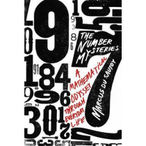 Number Mysteries by Marcus Du Sautoy, 9780230113848