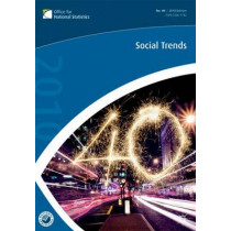 Social Trends (40th Edition) by Office for National Statistics, 9780230240674