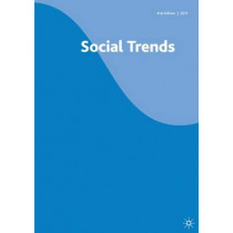 Social Trends (41st Edition) by Office for National Statistics, 9780230240698
