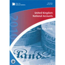United Kingdom National Accounts: The Blue Book: 2010 by Office for National Statistics, 9780230243781