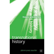Transnational History by Pierre-Yves Saunier, 9780230271852