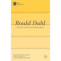 Roald Dahl by Ann Alston, 9780230283619