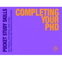 Completing Your PhD by Kate Williams, 9780230292819