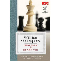 King John and Henry VIII by Eric Rasmussen, 9780230361928