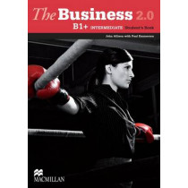 The Business 2.0 Intermediate Level Student's Book by John Allison, 9780230437883