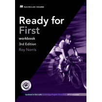 Ready for First 3rd Edition Workbook + Audio CD Pack without Key by Roy Norris, 9780230440067