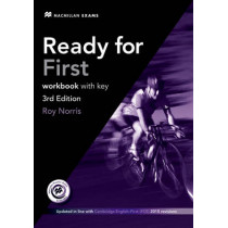 Ready for FCE Workbook (+ Key) + Audio CD Pack by Roy Norris, 9780230440074