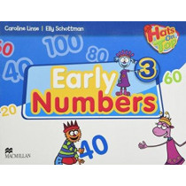 Hats on Top 3 Early Numbers by Linse C Schottman, 9780230445260
