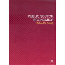 Public Sector Economics by Richard W. Tresch, 9780230522237