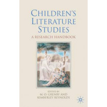 Children's Literature Studies: A Research Handbook by Kimberley Reynolds, 9780230525542