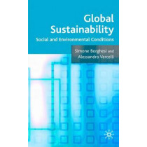 Global Sustainability: Social and Environmental Conditions by Simone Borghesi, 9780230546967