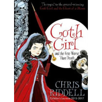 Goth Girl and the Fete Worse Than Death by Chris Riddell, 9780230759824