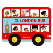 Whizzy Wheels: My First London Bus by Marion Billet, 9780230760578