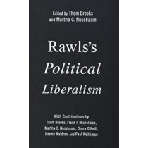 Rawls's Political Liberalism by Dr. Thom Brooks, 9780231149709