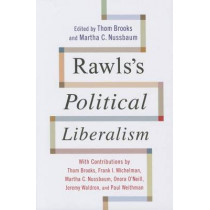 Rawls's Political Liberalism by Dr. Thom Brooks, 9780231149716