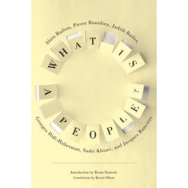 What Is a People? by Judith Butler, 9780231168762