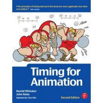 Timing for Animation by John Halas, 9780240521602