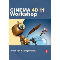 CINEMA 4D 11 Workshop by Arndt von Koenigsmarck, 9780240811956