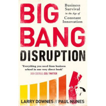 Big Bang Disruption: Business Survival in the Age of Constant Innovation by Larry Downes, 9780241003534