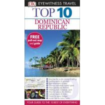 Top 10 Dominican Republic by DK, 9780241007976
