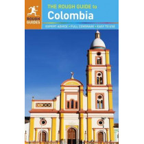 The Rough Guide to Colombia by Stephen Keeling, 9780241180174