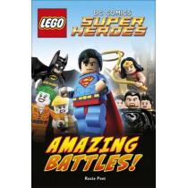LEGO (R) DC Comics Super Heroes Amazing Battles! by DK, 9780241184004