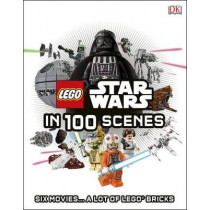 LEGO (R) Star Wars in 100 Scenes: Six Movies... A Lot of LEGO (R) Bricks by DK, 9780241189429