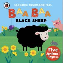 Baa, Baa, Black Sheep: Ladybird Touch and Feel Rhymes, 9780241189696