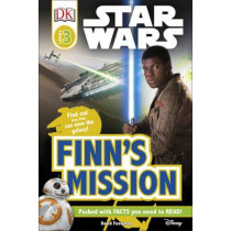 Star Wars Finn's Mission by David Fentiman, 9780241199299