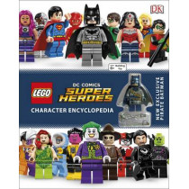 LEGO DC Super Heroes Character Encyclopedia: Includes Exclusive Pirate Batman Minifigure by DK, 9780241199312